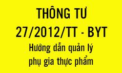 thong-tu-27-2012